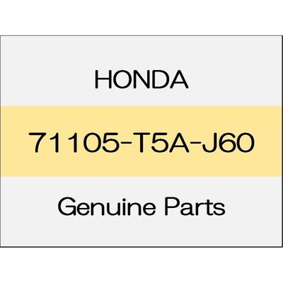 [NEW] JDM HONDA FIT HYBRID GP Front grill cover 71105-T5A-J60 GENUINE OEM