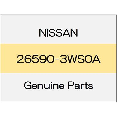 [NEW] JDM NISSAN ELGRAND E52 High mounting stop lamp Assy 26590-3WS0A GENUINE OEM