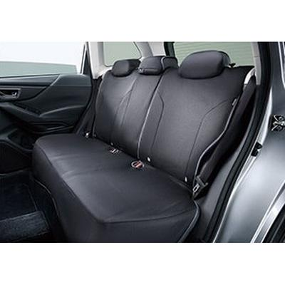 [NEW] JDM Subaru FORESTER SK All Wather Seat Cover Black For rear Genuine OEM