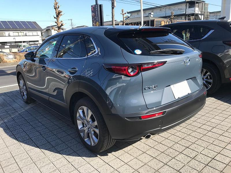NEW Model JDM Japan Mazda CX-30 2021 Side Exterior